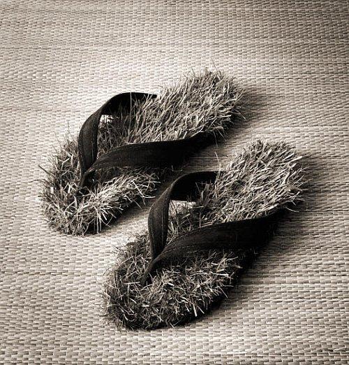 Chema Madoz Flip Flops