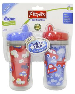 Sippy Cups that Rock